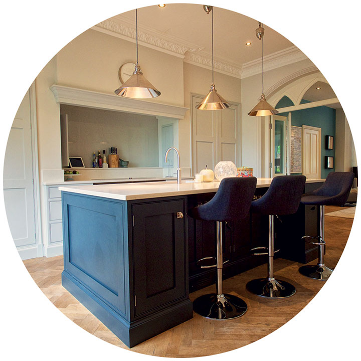 Bespoke kitchens Cheshire