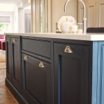 elegant shaker kitchen cheshire