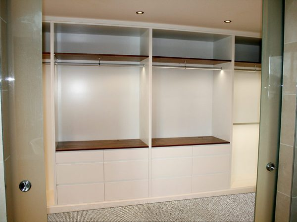 Open Dressing Room Wardrobes