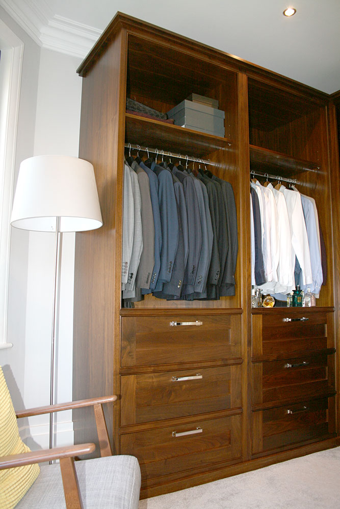 Open Dressing Room Wardrobes Oakleigh Cabinets