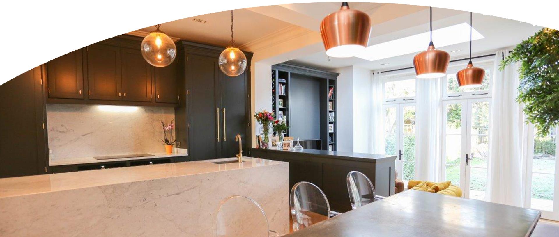 Beautifully classic kitchen